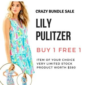 Lily Pulitzer Crazy SALE LIMITED ITEM RUN OUT FAST